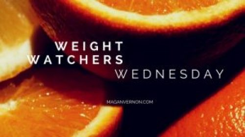 Weight Watchers Wednesday: NSV