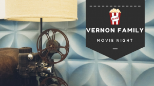 Vernon Family Movie Night: Peter Pan