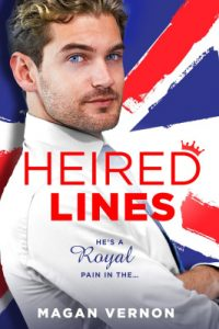 Heired Lines by Magan Vernon