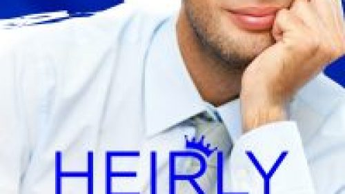 Cover and First Chapter reveal for HEIRED LINES